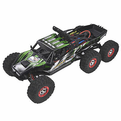 Feiyue 1/12 Scale Electric RC Car 6WD Crawler Off-road Brushless Monster Truck