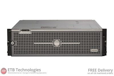 Dell PowerVault MD3000i - 15 x 750GB SATA, Dell Enterprise Class HDD, Rails