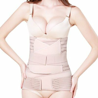 3 in 1 Postpartum Support - Recovery Belly/waist/pelvis Belt Shapewear Waist...