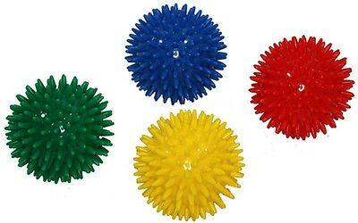 120x Massage Ball Ø8cm in verschiedenen Farben Massageball #2784