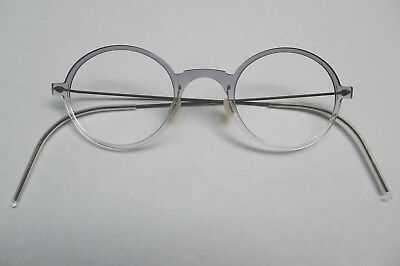 895ff208136 LINDBERG NOW GLASSES 6508 grey and clear - £160.00
