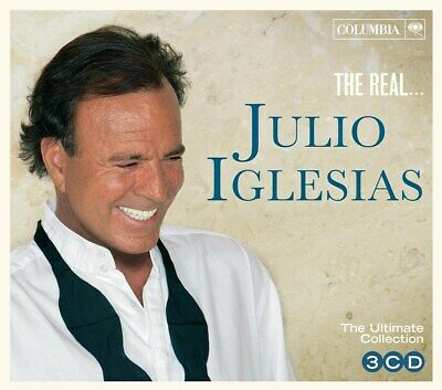 The Real... Julio Iglesias - Julio Iglesias (Album) [CD]