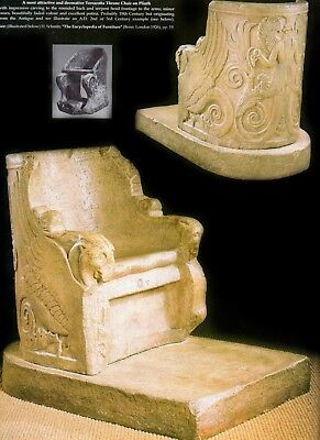Throne Chair Of St. Gregory The Great Imperial Box Colloseum