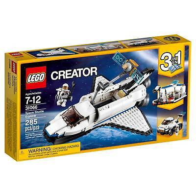 LEGO® Creator Space Shuttle Explorer 31066