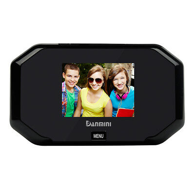 1.0Mp 3.0Inch Door Peephole Viewer Photo Taking Angle Camera Home Hospitable