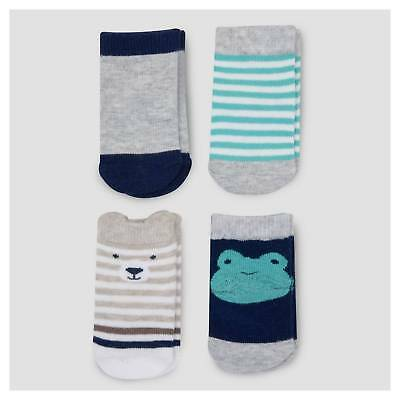 Baby Boys' 4pk Character Socks - Just One You™ Made by Carter's® Mu...