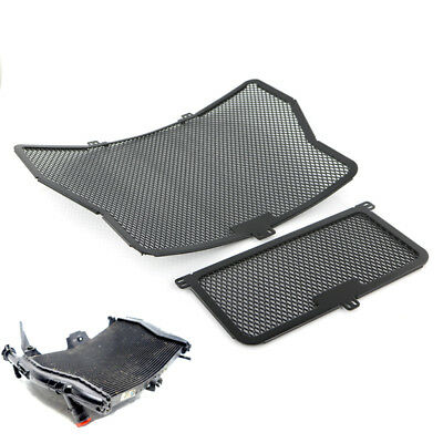 BMW S1000R S1000RR S1000XR HP4 Radiator Guard Grill Oil Cooler Cover Protector