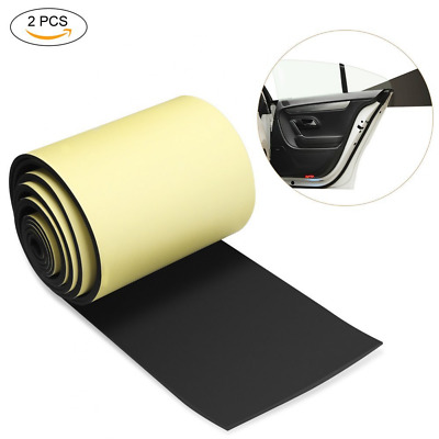 GHB Protection Mural Garage Mousse Protection Garage Anti Choc pour Protection V