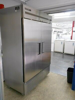 Lab-Line Equatherm 314-837 45 Cu-Ft Stainless Steel Double Door Lab Refrigerator