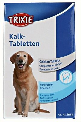 Trixie 2937 Calcium Tablets For Dogs 550 G