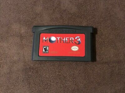 Mother 3 Nintendo Game Boy Advance GBA Earthbound 2 ~ Fastest Shipping! ~ LQQK
