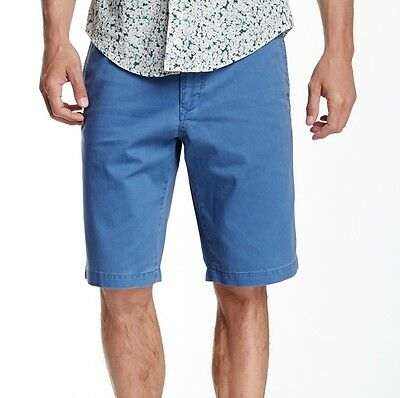 Tommy Bahama Men's Classic Flat Front Short Dockside Blue Size 36 NWT