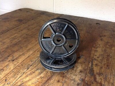 Pair of KODAK 8mm Film Spools