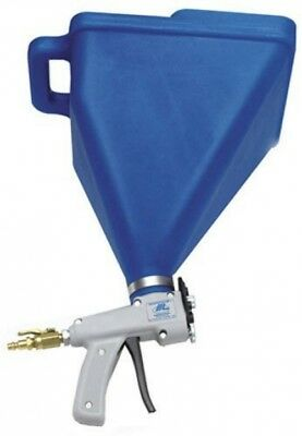 Floor and Ceiling Hopper Gun w/ 45 Degree Angle Adapter Seven Orifice Sizes