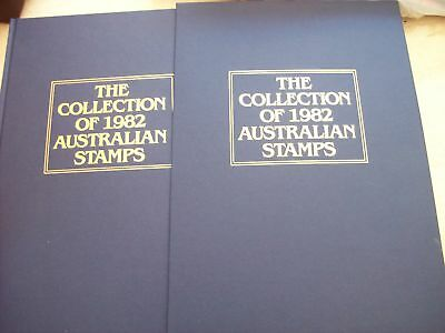 Australian Stamp yearly collection: 1982