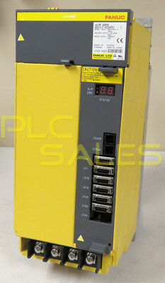 FANUC A06B-6121-H030 #H550  |  Alpha iSP Spindle Amplifier Module