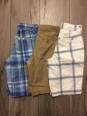 Lot of 3 kids shorts size 8 old navy