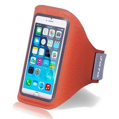 iPhone 6 Armband - JOTO Premium Slim and Lightweight Sport for 4.7, with Key...