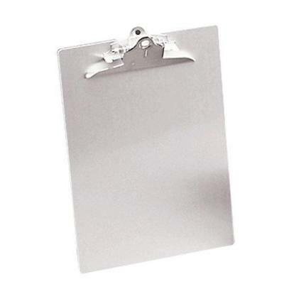 Saunders 22517 Recycled Aluminum Clipboard- Letter Size-8.5 x 12 inches