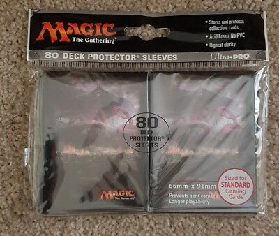 Ultra Pro Deck Protector Sleeves - 80 pack - Eldritch Moon - V1 - MTG