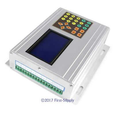 Integrated 3 Axis CNC Router TB6560 Stepper Driver + Display + Pad + Box Protect