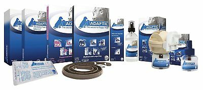 Adaptil Collar Tablets Diffuser Spray Dog Calming Comfort Puppies Happy Dogs