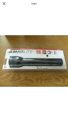 Maglite Torch - LED 2D Cell - 168 Lumens - Ultra Beam Distance 412 Meters