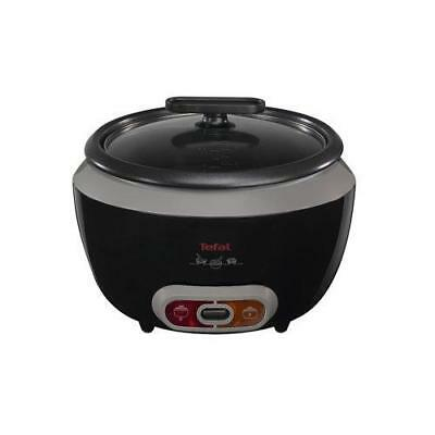 Tefal RK1568UK Cooltouch Rice Cooker, Steam Basket, Glass lid and Removable...
