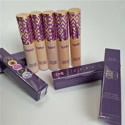 2017 Tarte&Shape 100% New Tape Contour Concealer - 5 Colors Free Shipping