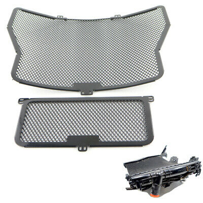 BMW S1000R 2014-2017 Radiator Oil Cooler Grill Cover Protector Guard 2015 2016