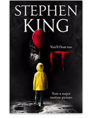 It by Stephen King Paperback Book New