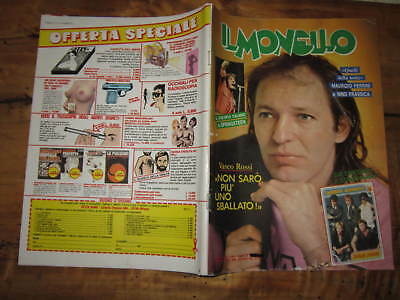 Il Monello N°25/1985 Vasco Rossi Annie Lennox Duran Duran Eurythmics Springsteen