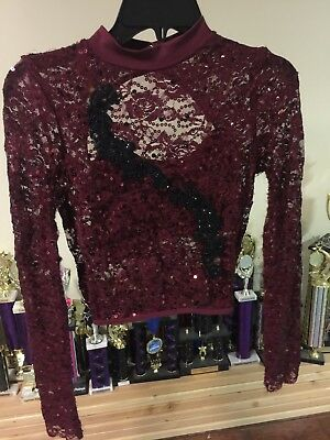dance costume adult medium