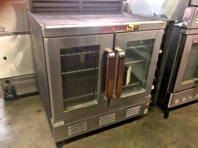 Vulcan Convection Oven, Full Size - Single Stack - Gas  #11867