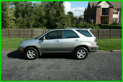 2002 Lexus RX  2002 Lexus RX300 - 1 YEAR WARRANTY INCLUDED