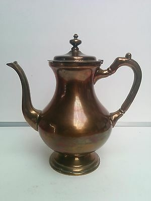Mexican Silver Tea Kettle Set - 2 Lbs 5 oz Nice Patina Pure Silver 999