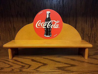 Midwest of Cannon Falls  Coca-Cola PHB Display Shelf
