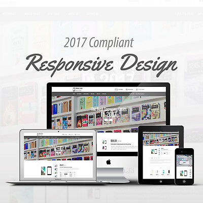 Premium Mobile Responsive Mobile Ebay Auction Listing Template Free Shipping