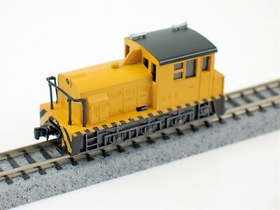 Bachmann N 60089 MDT Plymouth Diesel Locomotive Industrial Switcher (Yellow with