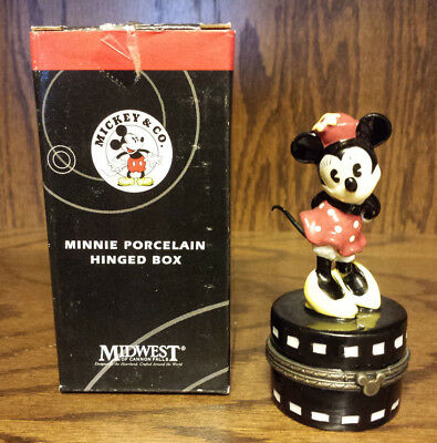 Midwest Cannon Falls Phb  Disney  Minnie Mouse On Movie Reel