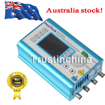 FY2300H Function Arbitrary 60Mhz Waveform Generator Dual Channel 250MSa/s Signal
