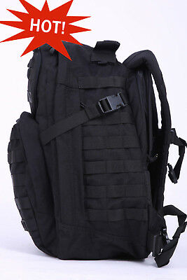 New with Tags - 5.11 Tactical Rush 24 Military backpack Black- Hot
