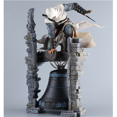 PVC Assassin's Creed Altair Assassin The Statue Legendary Figure In Box