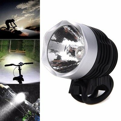 Waterproof USB 1800LM LED Bike Bicycle Cycling Front Light Headlamp Headlight