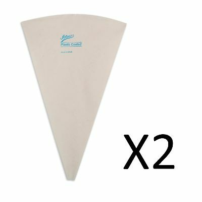 """Ateco 14"""" Pastry Bag Cake Decorating Frosting Icing Birthday Wedding (2-Pack)"""
