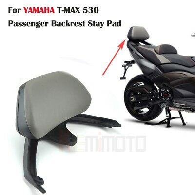 Passenger Backrest Stay Pad For YAMAHA T-MAX  530 TMAX 530 2012-2016 14 15