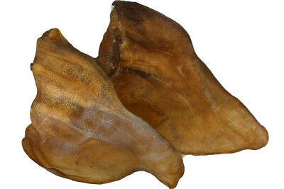 Beef Ears Dog treat Alternative to Pig Ears Natural Dog Chew Free Shipping