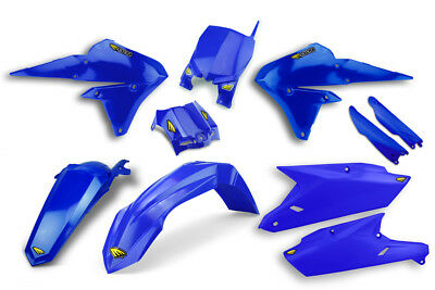 Cycra NEW Mx Yamaha YZ250F YZ450F 14-17 Motocross Blue Powerflow Plastics Kit