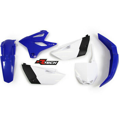 Racetech NEW Mx Yamaha YZ 85 15-17 Blue White Motocross OEM Plastics Kit