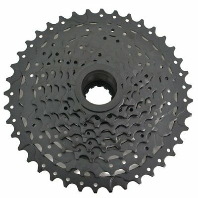SunRace CSM990 Wide Ratio Cassette 11-40T , 9 Speed , Black
